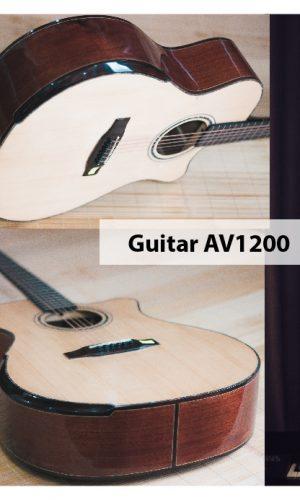 Guitar Acoustic Quảng Bình