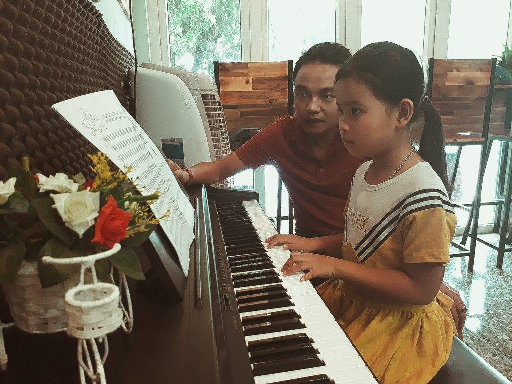 Lớp học Piano Quảng Bình