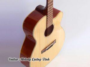 Guitar Quảng Bình - Guitar Acoustic A500J