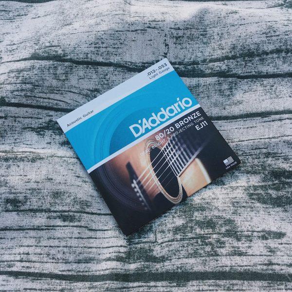 Dây đàn Guitar Acoustic EJ11