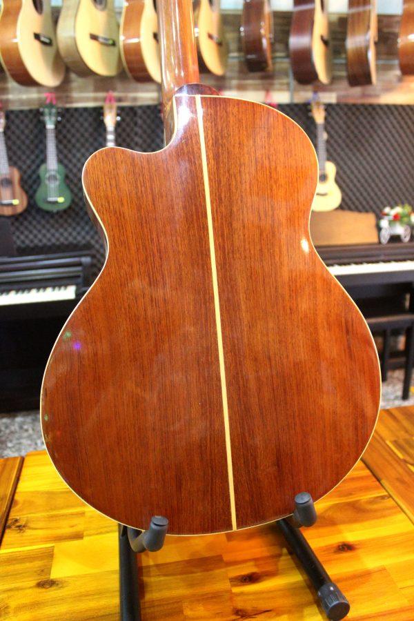 Guitar Quảng Bình - Guitar Acoustic A750J