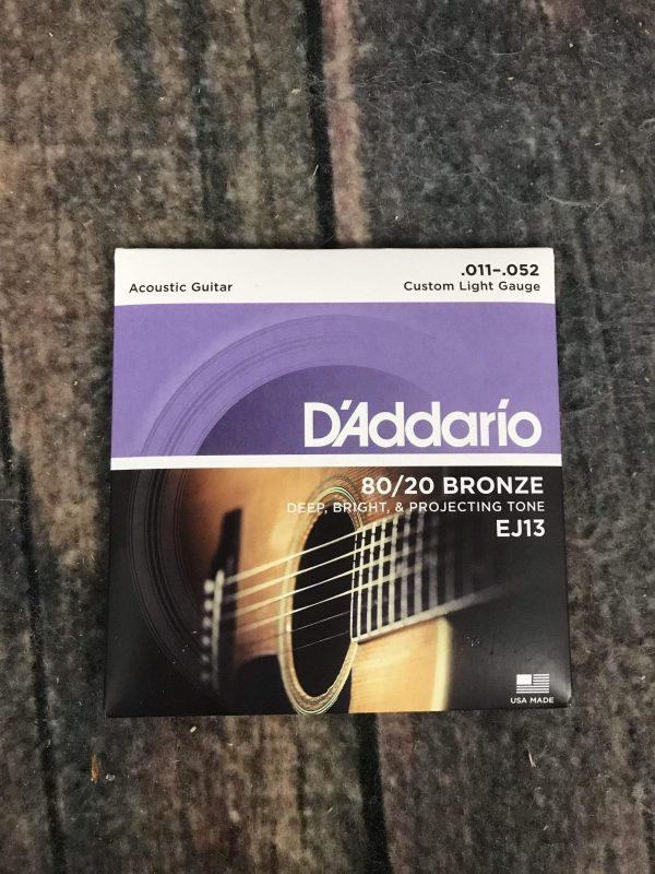 Dây đàn Guitar Acoustic EJ13