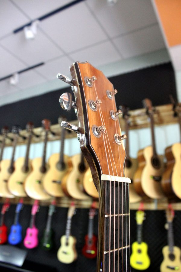 Guitar Quảng Bình - Guitar Acoustic A0031LT2