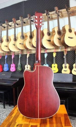 Guitar Quảng Bình - Guitar Acoustic A0058LT