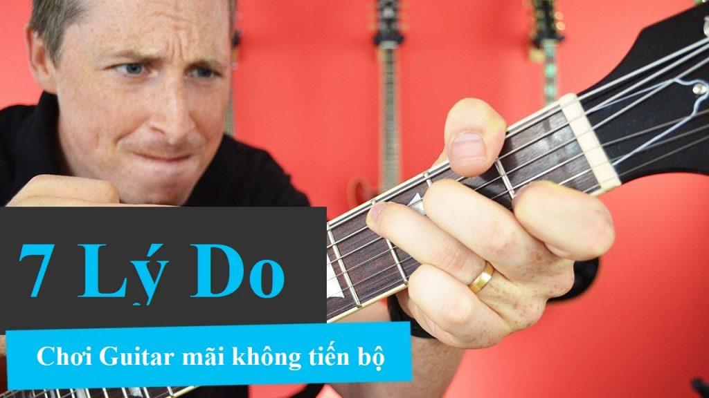 Cách học Guitar